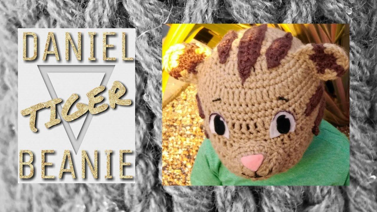 Daniel Tiger Amigurumi Pattern- Daniel Tiger Crochet Doll Pattern ... | 720x1280