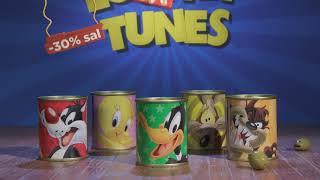 Aceitunas La Explanada & Looney Tunes