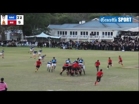 St Andrews vs Kingswood rugby K-Day 2017 LIVE
