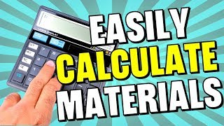 How To Calculate Mold Material Needed (Tutorial)