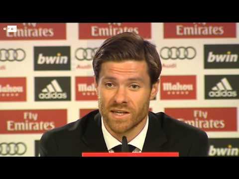 Xabi Alonso, motivado con su fichaje por el Bayern de Múnich