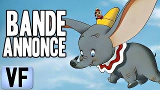 DUMBO (Disney 004) Bande Annonce VF 1941 HD