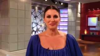 Saludo y besos de Eva Ruiz
