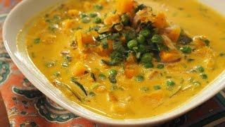 Butternut Squash Curry | Colorful And High-Fiber | AUMcuisine