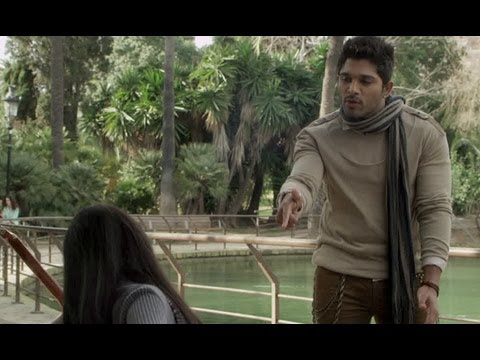 Iddarammayilatho New dialogue teaser 2 - Allu Arjun, Amala Paul, Catherine Tresa Travel Video