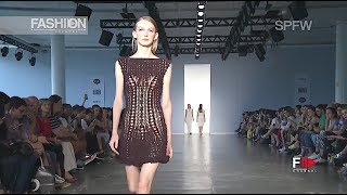 HELEN RÖDEL - PROJETO ESTUFA Sao Paulo Fashion Week N°43 - Fashion Channel