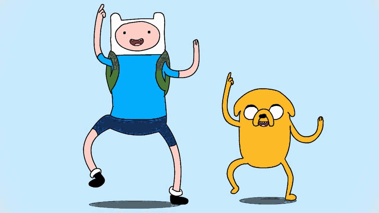 Jump On It Adventure Time Youtube