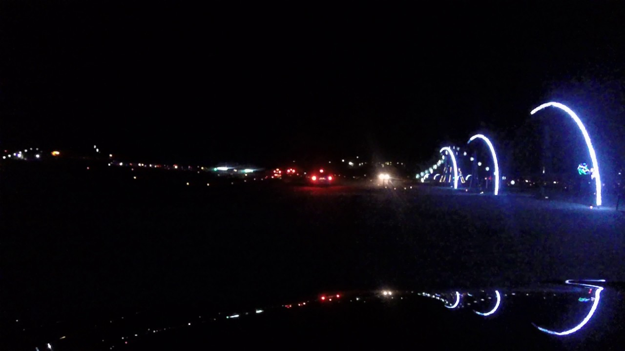 Shadrack's Christmas Wonderland Asheville NC - YouTube