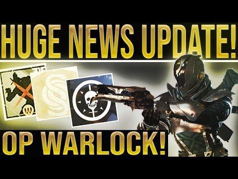 Destiny 2 Forsaken.TRIALS GAMBIT!? OP Warlock Melee, NPC Battle Allies, New Super & Weapon Gameplay!