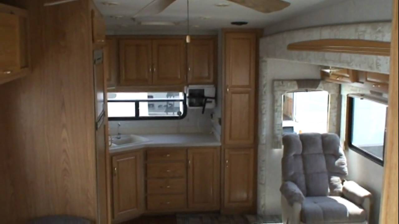 For Sale  1998 National RV Seabreeze 2033FW 33 Fifth Wheel RV Trailer  YouTube
