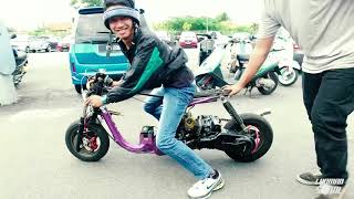 Drag Race Scooter Terengganu 2018 (v100,vs)