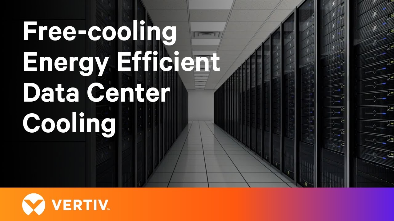 Can Your Data Center Cooling System Do This? - Vertiv