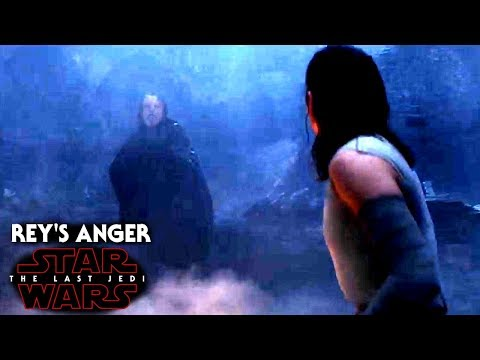 Download Youtube: Star Wars The Last Jedi Trailer - Rey's Anger To Luke & More!