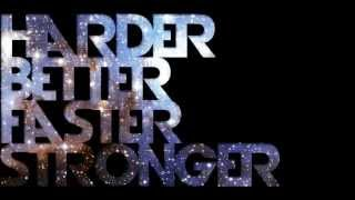 Daft Punk - Harder, Better, Faster, Stronger (HLM Remix)