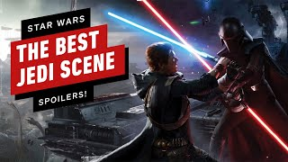 SPOILERS! The Best Scene in Star Wars Jedi: Fallen Order