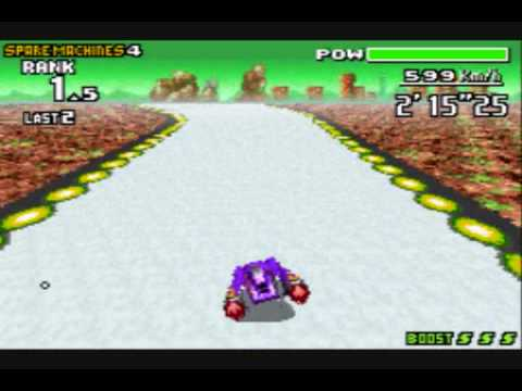 F-Zero Maximum Velocity: Ultimate Circuit 1'50