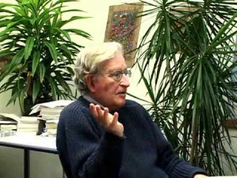 Noam Chomsky on Ward Churchill and Academic Freedom