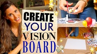 How To Make VISION BOARDS That Works: Vision Boards, Goals and Success