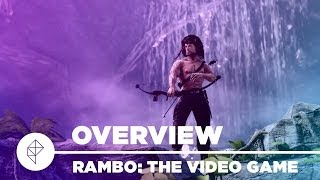 Rambo: The Video Game - Gameplay Overview