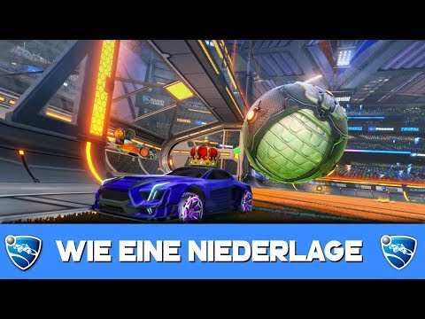 Wie eine NIEDERLAGE... 🚀 Rocket League German Gameplay thumbnail