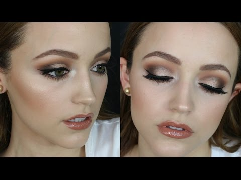 My Go To Look Using Too Faced Chocolate Bar Palette | Tutorial