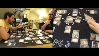 Arkham Horror LCG - Android Horror (Custom Scenario)