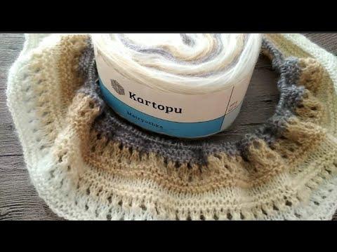 #Kortopu Кардиган спицами / Kartopu