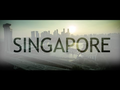 Travel Singapore in a Minute - Aerial Drone Video | Expedia