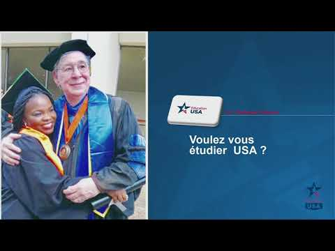 U.S. Embassy Cotonou - Education USA Orientation Session (French)