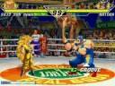 M.U.G.E.N - Super Saiyajin 3 Son Goku vs. Zangief, E. Honda, Toho, & Raiden