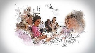 торжественная регистрация брака Ксении и Андрея