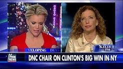 Debbie Wasserman Schultz talks Sanders attacks on Clinton