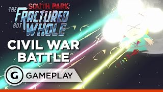 South Park: The Fractured But Whole - Origin Story Gameplay