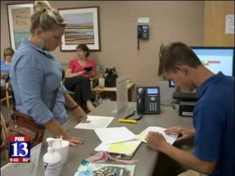 Hospital's Jr Volunteer Program helps students gain valuable experience