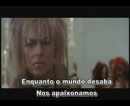 Tradução As the world falls down  David Bowie