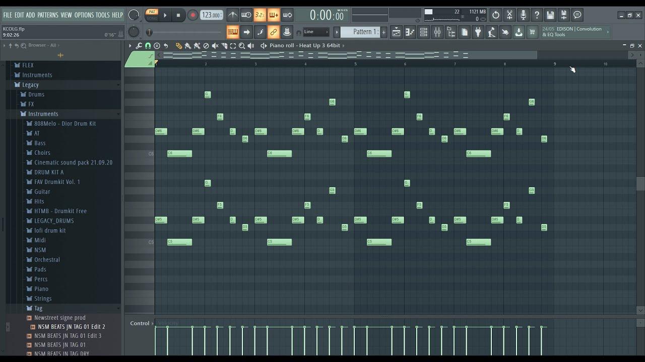 "How to make a Hard Trap Beat Fl Studio ""GLOOMY"" Dark Fruity Loops Fl Studio 20 Tutorial"