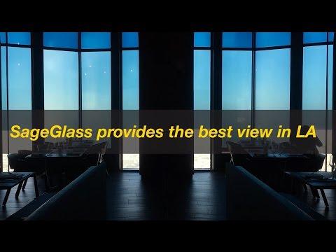 71 Above: SageGlass Transforms Los Angeles | SageGlass Case Studies