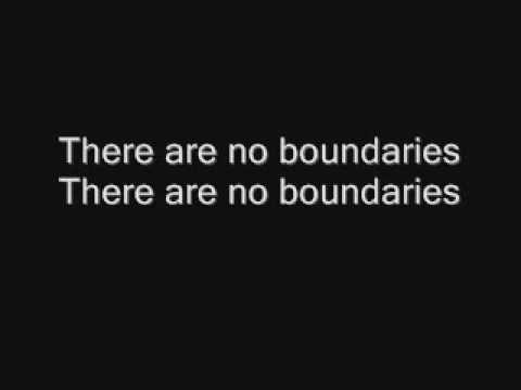 No Boundaries - Kris Allen LYRICS