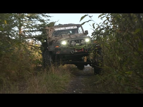 """Ultimate Adventure 2019 Episode 4, Denali Highway to the """"Into the Wild"""" Stampede Trail #UA2019"""