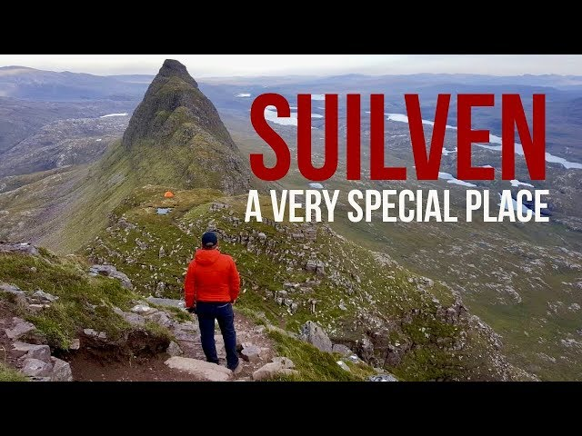 Suilven, A very special place | North West Highlands – August 2018, On the Adventure Trials Scotland