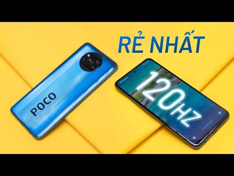 Đánh giá Poco X3: màn hình 120Hz, Snapdragon 732G