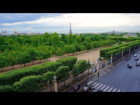 Le Meurice - Luxury suite tour at the best hotel in Paris