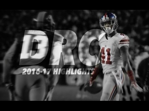 Dominique Rodgers Cromartie 2016-17 Highlights ||| New York Giants