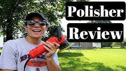 Griots Garage 6 inch Random Orbital Polisher Review