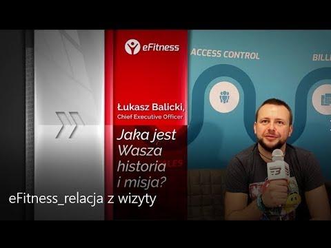 BRANŻA FITNESS TV: z wizytą...w eFitness