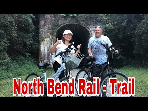 North Bend State Park // North Bend Rail- Trail