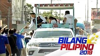 Ilang senatorial candidates, nag-ikot sa vote-rich provinces