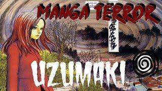 Manga Terror - Uzumaki