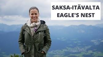 Eagle's Nest, Hitlerin kotkanpesä  | SAKSA - ITÄVALTA road trip