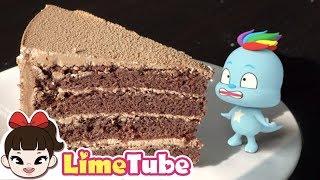 파랑이가 케잌을 먹어요! 웃긴영상 abc song nursery rhymes | LimeTube